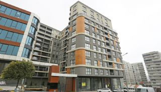 Lägenheter i Istanbul Nära Viktiga Punkter i Staden, Istanbul / Kucukcekmece
