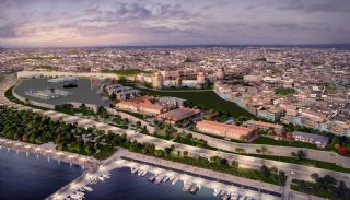A+ Luxury Apartments on the Shore of Sea in Istanbul, Istanbul / Fatih