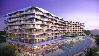 Wohnungen in der Nähe der Istiklal Straße in Beyoglu Istanbul, Istanbul / Beyoglu - video