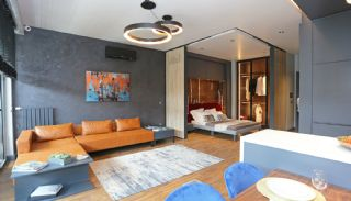 Apartments Close to Istiklal Avenue in Beyoglu Istanbul, Interior Photos-2