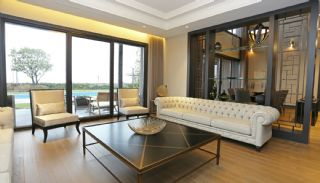Detached Villas Interwined with Nature in Istanbul, Interior Photos-3