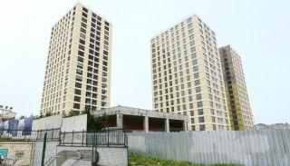 Квартиры в Центре Стамбула Рядом с Шоссе ТЕМ, Фотографии строительства-3