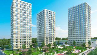 Centrala Istanbul Lägenheter Nära till TEM Motorväg, Istanbul / Bagcilar - video