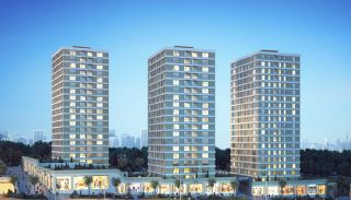 Centrally Istanbul Apartments Close to TEM Highway, Istanbul / Bagcilar