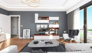 Well-Designed Central Property in Istanbul Kagithane, Interior Photos-1