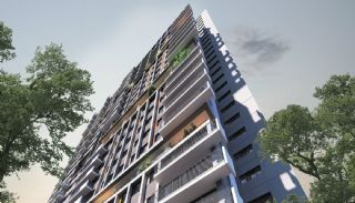 Contemporary Istanbul Apartments in a Modern Complex, Istanbul / Eyup - video