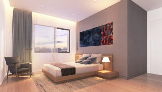 Appartements Contemporains Istanbul En Complexe Moderne, Photo Interieur-3