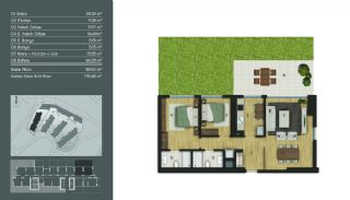 Contemporary Istanbul Apartments in a Modern Complex, Property Plans-5