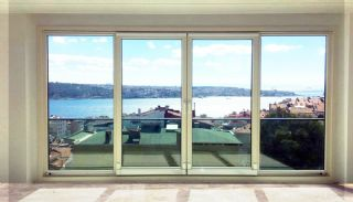 Marvelous Bosphorus View Besiktas Apartment in Istanbul, Interior Photos-1