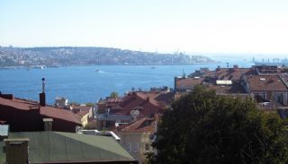 Marvelous Bosphorus View Besiktas Apartment in Istanbul, Interior Photos-9