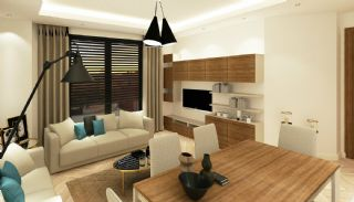 Well-Located Flats with Investment Opportunity in Istanbul, Interior Photos-2