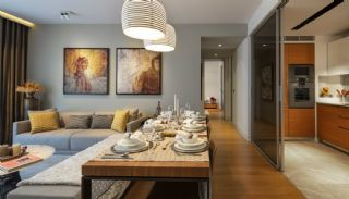 Eco-Friendly Flats in the Center of Sisli Istanbul, Interior Photos-3