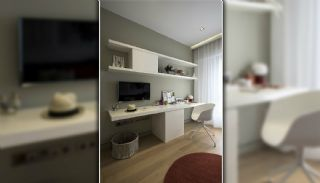 Eco-Friendly Flats in the Center of Sisli Istanbul, Interior Photos-12