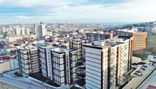 Modern Istanbul Flats Surrounded by Social Facilities, Istanbul / Esenyurt - video