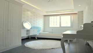 Family Concept Apartments in Desirable Location of Istanbul, Interior Photos-7