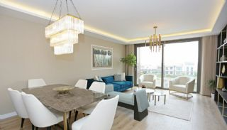 Luxury Designed Apartments with Sea View in Istanbul, Interior Photos-2