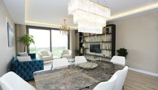 Luxury Designed Apartments with Sea View in Istanbul, Interior Photos-3