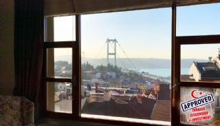 Magnificent Bosphorus View Apartments in Istanbul Besiktas, Istanbul / Besiktas