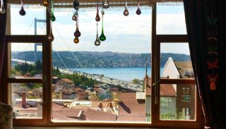 Magnificent Bosphorus View Apartments in Istanbul Besiktas, Interior Photos-7
