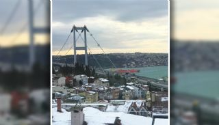 Magnificent Bosphorus View Apartments in Istanbul Besiktas, Interior Photos-15