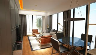First-Class Quality Flats in the Great Location of Istanbul, Interior Photos-1