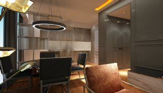 First-Class Quality Flats in the Great Location of Istanbul, Interior Photos-4