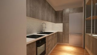 First-Class Quality Flats in the Great Location of Istanbul, Interior Photos-5
