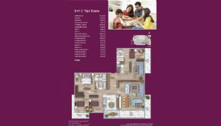 Ready Istanbul Apartments Short Distance to All Amenities, Property Plans-2