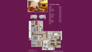 Ready Istanbul Apartments Short Distance to All Amenities, Property Plans-3