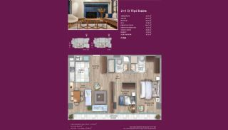 Ready Istanbul Apartments Short Distance to All Amenities, Property Plans-19