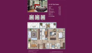 Ready Istanbul Apartments Short Distance to All Amenities, Property Plans-21