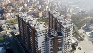 Turnkey Istanbul Flats Close to the Metro Station in Eyup, Construction Photos-2