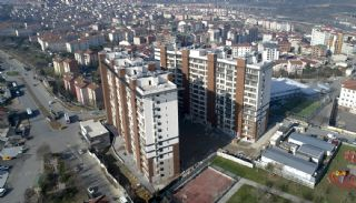 Turnkey Istanbul Flats Close to the Metro Station in Eyup, Construction Photos-4