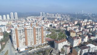 Turnkey Istanbul Flats Close to the Metro Station in Eyup, Construction Photos-5