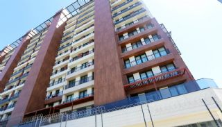 Turnkey Istanbul Flats Close to the Metro Station in Eyup, Istanbul / Eyup - video