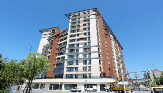 Turnkey Istanbul Flats Close to the Metro Station in Eyup, Istanbul / Eyup