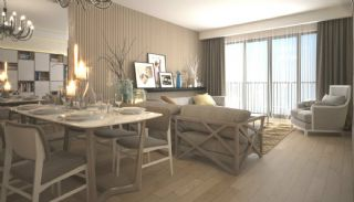Turnkey Istanbul Flats Close to the Metro Station in Eyup, Interior Photos-2