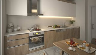 Turnkey Istanbul Flats Close to the Metro Station in Eyup, Interior Photos-5