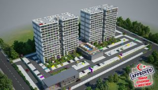Luxury Apartments Near the Important Points of Istanbul, Istanbul / Avcilar