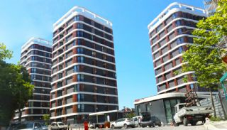 Smart Apartments with Belgrad Forest View in Istanbul, Istanbul / Kagithane - video