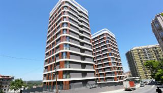 Smart Apartments with Belgrad Forest View in Istanbul, Istanbul / Kagithane