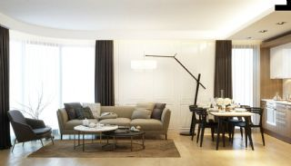 Smart Apartments with Belgrad Forest View in Istanbul, Interior Photos-3
