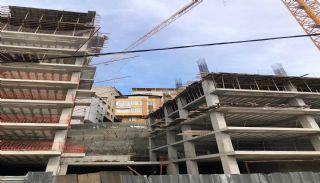 Квартиры для Инвестиций в Хорошем Месте Стамбула, Фотографии строительства-2