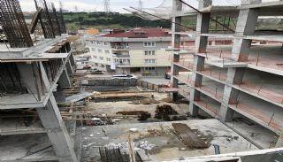 Квартиры для Инвестиций в Хорошем Месте Стамбула, Фотографии строительства-5