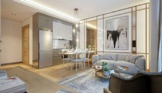 Investment Flats in the Desirable Location of Istanbul, Interior Photos-1