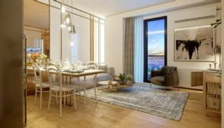 Investment Flats in the Desirable Location of Istanbul, Interior Photos-3