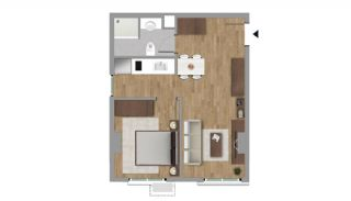 Investment Flats in the Desirable Location of Istanbul, Property Plans-2