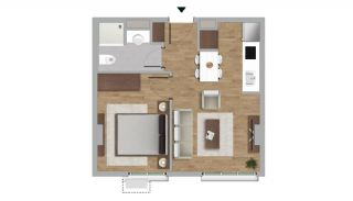 Investment Flats in the Desirable Location of Istanbul, Property Plans-5
