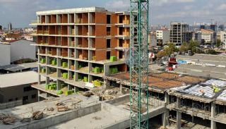 Luxury Apartments and Home-Offices in Istanbul , Construction Photos-5