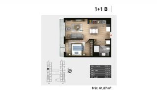 Luxury Apartments and Home-Offices in Istanbul , Property Plans-3